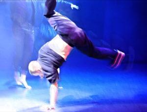 Schwarzblond & Rossi Dance Company in NORNU