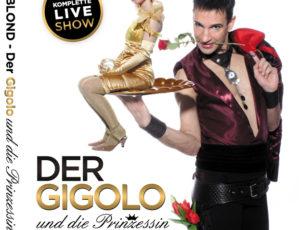 """DVD """"der Gigolo & die Prinzessin"""" 2013"""