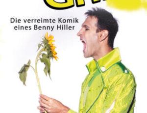 """""""DER KLEINE GRINS"""" Comedygedichtband von Benny Hiller 2017"""