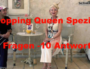 Schwarzblond – Shopping Queen Spezial